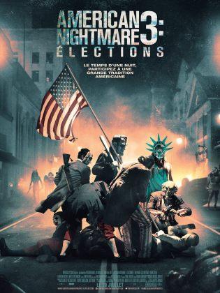 American Nightmare 3 - Elections - De Monaco
