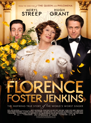 Florence Foster Jenkins - Stephen Frears - Meryl Streep - Hugh Grant - Simon Helberg