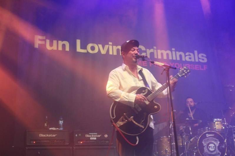 Fun Lovin Criminals - concert - Brussels Summer Festival 2016 (2)