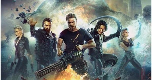 Guardians Superhero Movie - banner