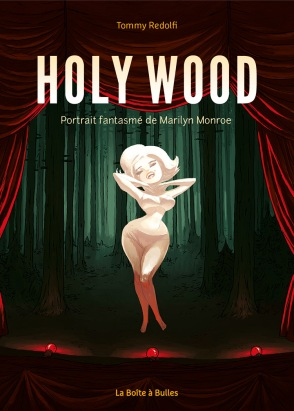 Holy Wood - Tommy Redolfi - couverture