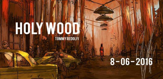 Holy Wood - Tommy Redolfi - foret