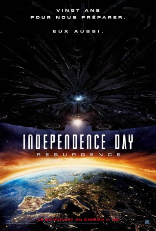Independence Day 2 - Resurgence - critique - Roland Emmerich