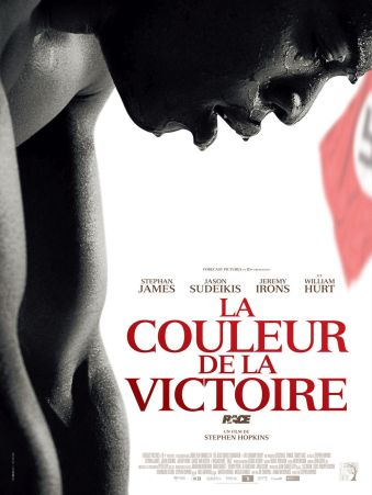 La couleur de la victoire - Cirtique - Stephen Hopkins - Stephan James - Jason Sudeikis - Jeremy Irons - William Hurt
