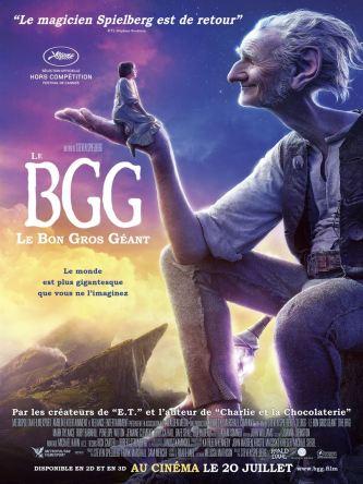 Le bon gros géant - critique - Steven Spielberg