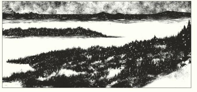 Le rapport de Brodeck - Manu Larcenet - t.2 - L'indicible - Paysage