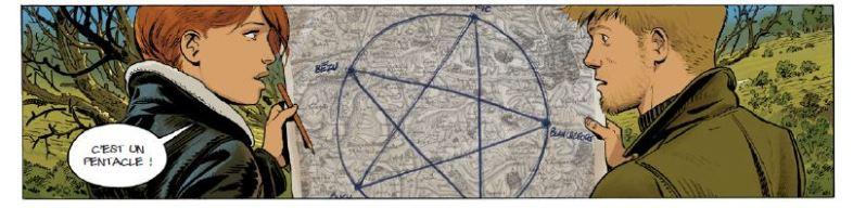L'heritage du diable - t.4 - Apocalypse - Jerome Felix - Paul Gastine - pentacle