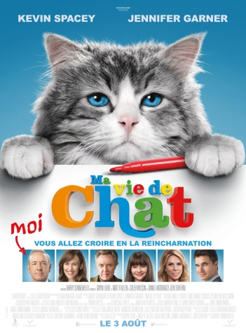Ma vie de chat - Barry Sonnenfeld - Kevin Spacey - Jennifer Garner