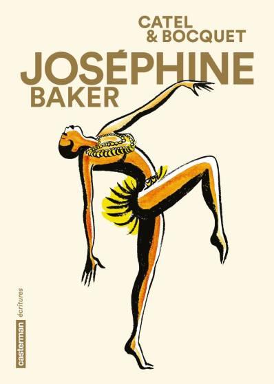 josephine-baker-bocquet-catel-couverture