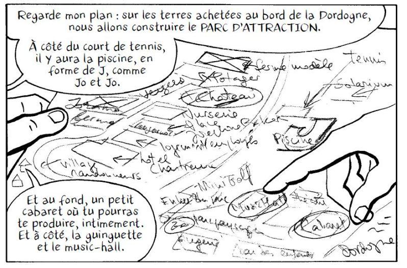 josephine-baker-bocquet-catel-plan-milandes