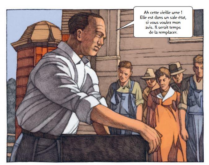 la-loterie-jackson-miles-hyman-urne