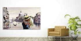 Dany, du bon temps à Venise ©BédéArt