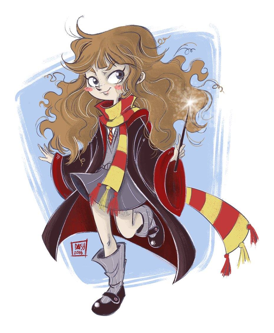 Character Design Challenge Harry Potter : Diaporama relooking de luxe pour harry potter et son