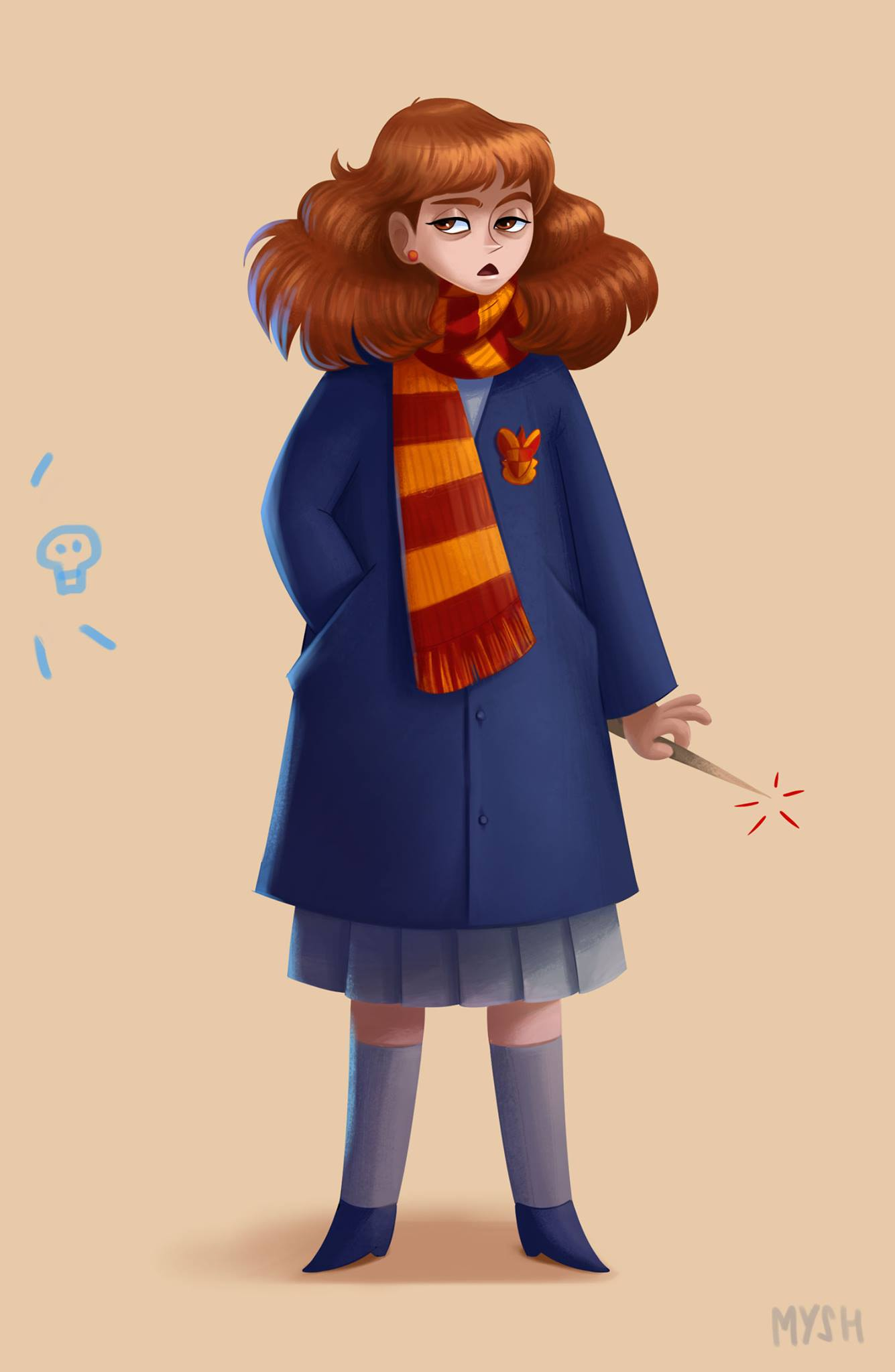 Harry Potter Character Design Challenge Facebook : Diaporama relooking de luxe pour harry potter et son