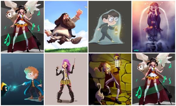 harry-potter-character-design-hommages-dessins
