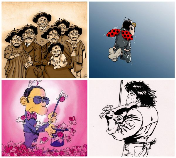 mort-gotlib-hommages-dessins