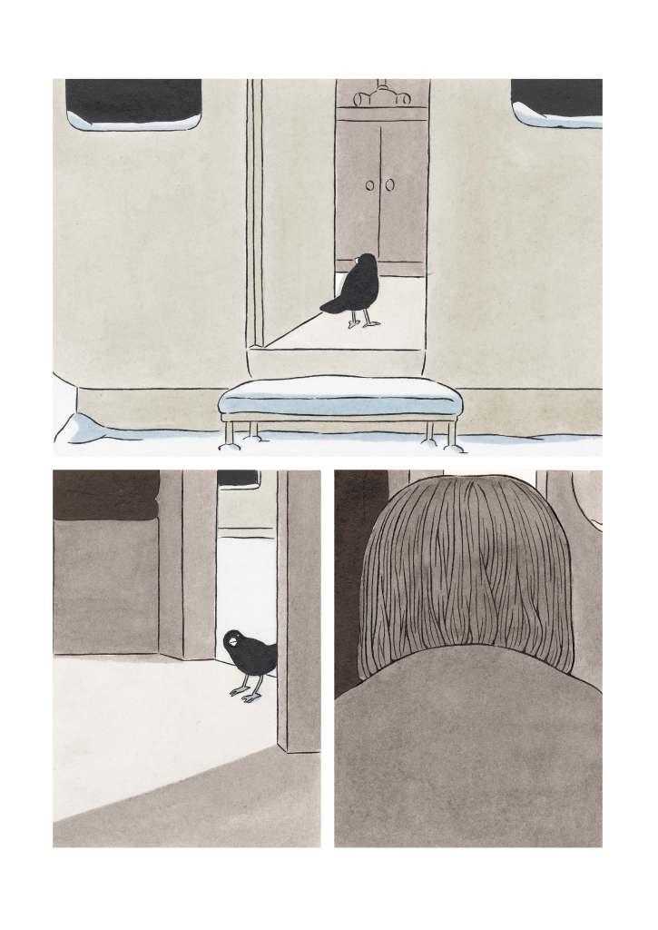 © Philippe de Pierpont/Éric Lambé chez Acte Sud/FRMK
