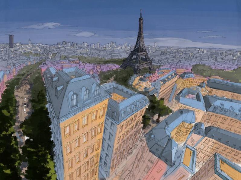 Paris © Corentin Lecorsier