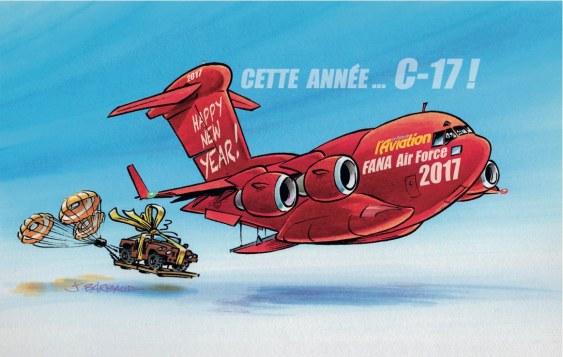 © Jean Barbaud et Le Fana de l'Aviation magazine