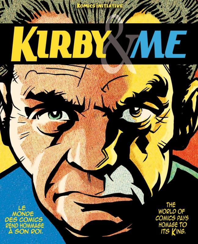La couverture de Kirby&Me par Laurent lefeuvre