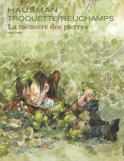 la-memoire-des-pierres-rene-hausman-nathalie-troquette-robert-reuchamps-livre-posthume-couverture