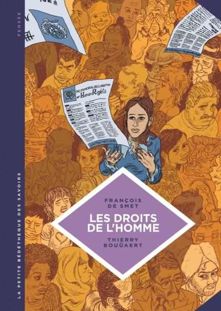 les-droits-de-lhomme-francois-de-smet-thierry-bouuaert-petite-bedetheque-des-savoirs-couverture