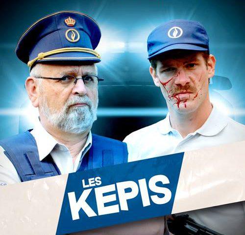 les-kepis-marc-herman-michael-cambier-humoristique-web-serie-affiche