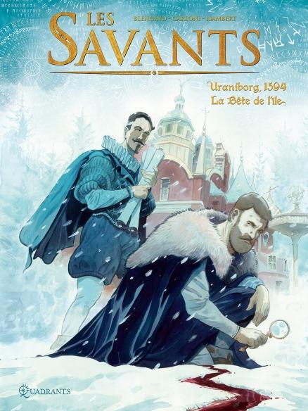 les-savants-t-2-luca-blengino-stefano-carloni-franck-isambert-couverture