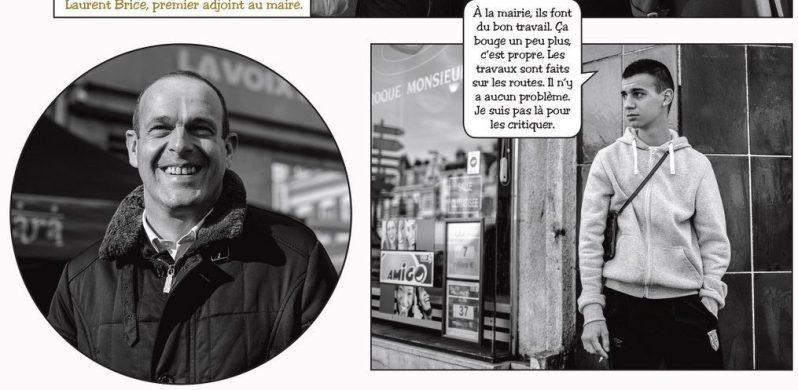 © Valérie Igounet/Vincent Jarousseau aux Éditions Les Arènes