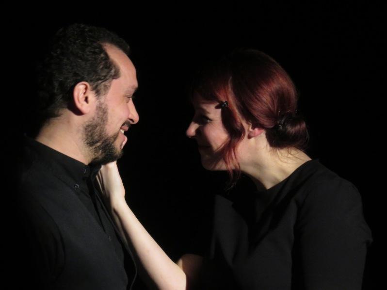 Ron Wisnia et Marie-Pierre Thomas © Alexis Seny