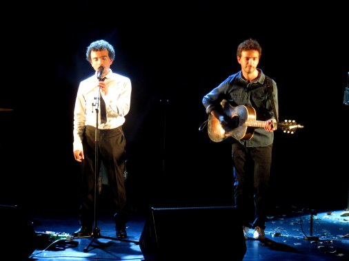 Damien et Renan Luce - Bobines @Ciney (36)