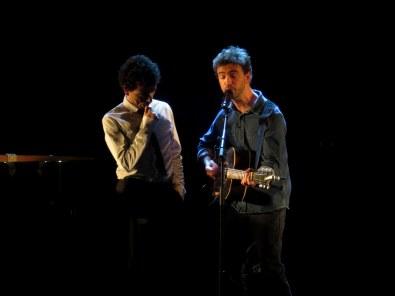 Damien et Renan Luce - Bobines @Ciney (43)