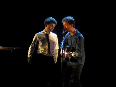 Damien et Renan Luce - Bobines @Ciney (44)