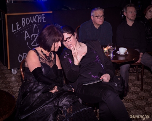 People @ Coalescaremonium - Le Bouche à Oreille 08/04/2017