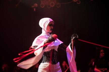 Show Dana Mikelson @ Coalescaremonium - Le Bouche à Oreille 08/04/2017