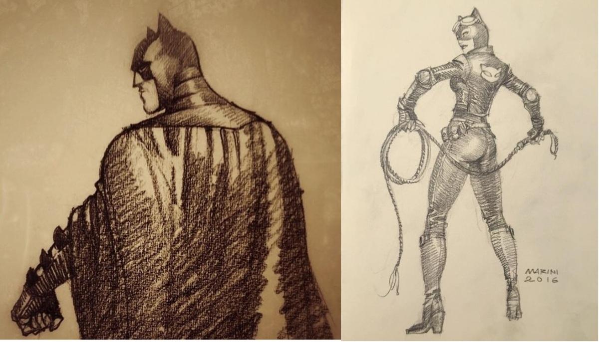 Les comics c'est bath(man) : L'ACTUALITE COMICS - Page 14 Batman-projet-secret-enrico-marini-dargaud-dc-batman-catwoman
