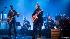 Hooverphonic @ Centre Culturel de Woluwé-St-Pierre W:Hall - 03/06/2017
