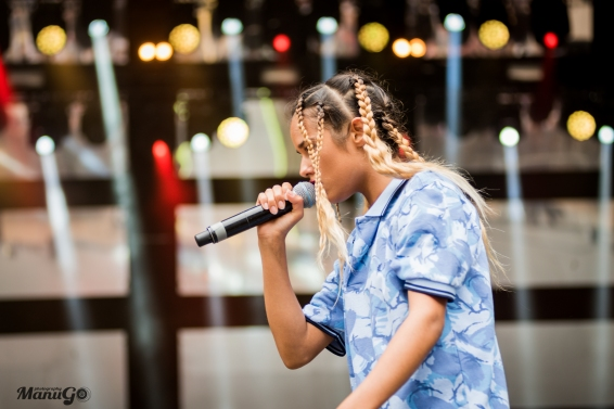 Tommy Genesis @ Les Ardentes 9 juillet 2017 © ManuGo Photography
