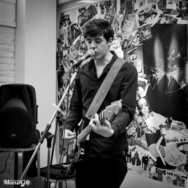 Nico Dovan @ Taille 33 Record Store - 01/07/2017 © ManuGo Photography