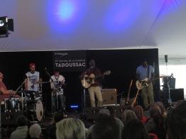 Karim Ouellet au Festival de la Chanson de Tadoussac 2017 © Branchés Culture