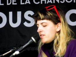Laurence-Anne au Festival de la Chanson de Tadoussac 2017 © Branchés Culture