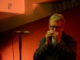 Dick Annegarn au Festival de la Chanson de Tadoussac 2017 © Branchés Culture
