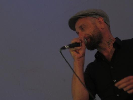 Wallace au Festival de la Chanson de Tadoussac 2017 © Branchés Culture