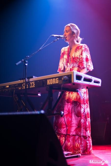 Justine Mauvin @ Ancienne Belgique - 29/06/2017 © ManuGo Photography