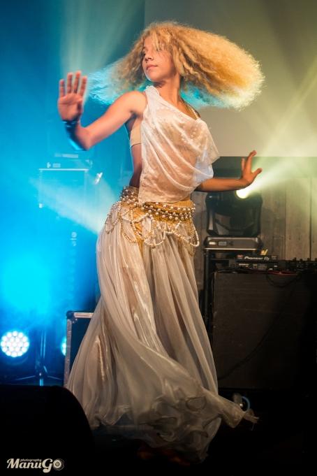 démo danse orientale Salwa Asbl @ Bruxelles Les Bains - 10/08/2017 © ManuGo Photography