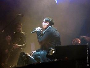 Marilyn Manson © Jean-Pierre Vanderlinden