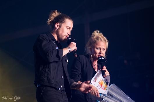 Maureen Louys & Julien Doré © ManuGo Photography