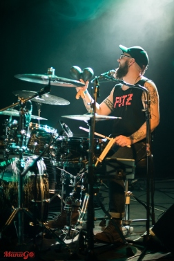 Fitz @ Zik-Zak 21/10/2017 © ManuGo Photography