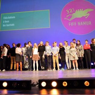 Les lauréats du 32ème FIFF