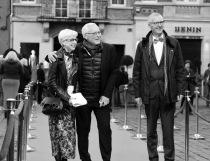 Nicole Gillet, Jean-Louis Close et Jean-Marc Van Epen